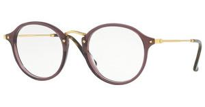 Ray-Ban RX2447V 8032 OPAL BROWN