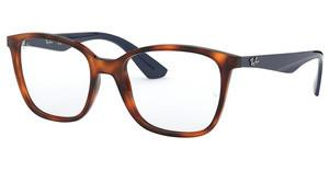 Ray-Ban RX7066 5585 LIGHT HAVANA