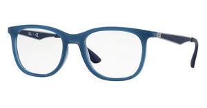 Ray-Ban RX7078 8019 TRASPARENT LIGHT BLUE