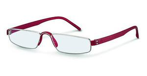 Rodenstock R4829 F silver red