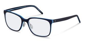 Rodenstock R5286 C blue / light blue satin
