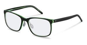 Rodenstock R5287 C green / light green shiny