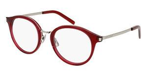 Saint Laurent SL 91 008 BURGUNDY