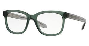 Versace VE3239 5211 TRANSPARENT GREEN