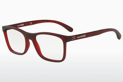 Brille Arnette AKAW (AN7125 2470) - Transparent, Rot