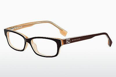Brille Boss Orange BO 0009 I7Q - Braun, Weiß