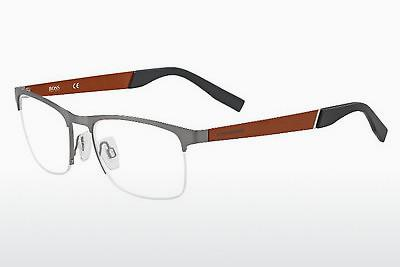 Brille Boss Orange BO 0227 LGG - Silber, Ruthenium