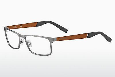 Brille Boss Orange BO 0228 LGG - Silber, Ruthenium