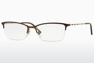 Brille Burberry BE1278 1012 - Braun