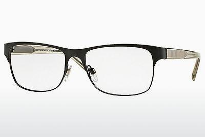 Brille Burberry BE1289 1007 - Schwarz