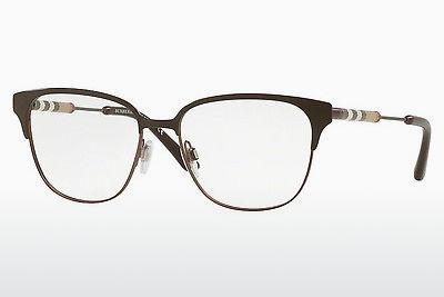 Brille Burberry BE1313Q 1240 - Braun