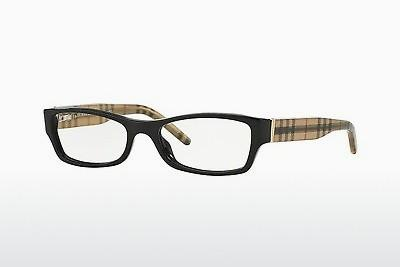 Brille Burberry BE2094 3001 - Schwarz