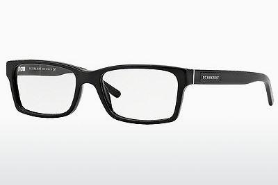 Brille Burberry BE2108 3001 - Schwarz