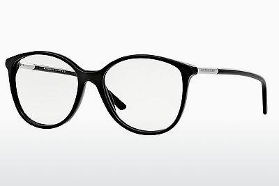 Brille Burberry BE2128 3001 - Schwarz