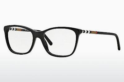 Brille Burberry BE2141 3001 - Schwarz