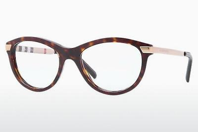 Brille Burberry BE2161Q 3002 - Braun, Havanna