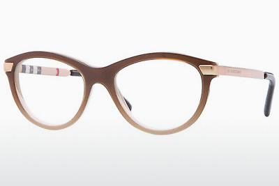 Brille Burberry BE2161Q 3426 - Braun