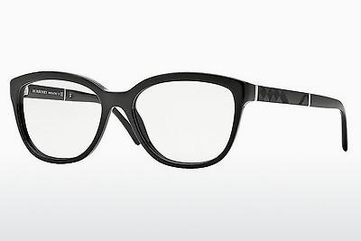 Brille Burberry BE2166 3001 - Schwarz