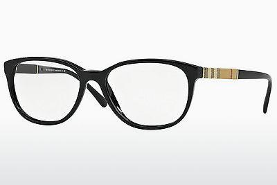 Brille Burberry BE2172 3001 - Schwarz