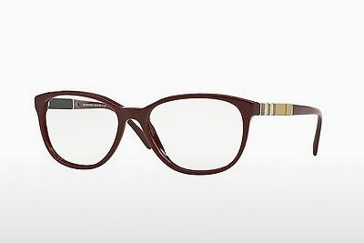 Brille Burberry BE2172 3403 - Rot, Bordeaux