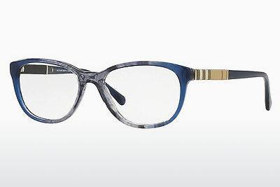 Brille Burberry BE2172 3613 - Blau, Braun, Havanna