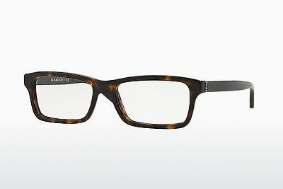 Brille Burberry BE2187 3002 - Braun, Havanna