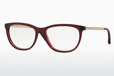 Brille Burberry BE2189 3014 - Rot, Bordeaux