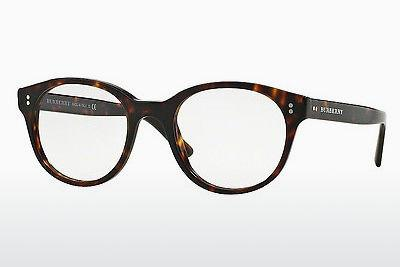Brille Burberry BE2194 3002 - Braun, Havanna