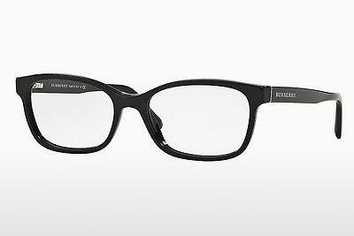 Brille Burberry BE2201 3001 - Schwarz