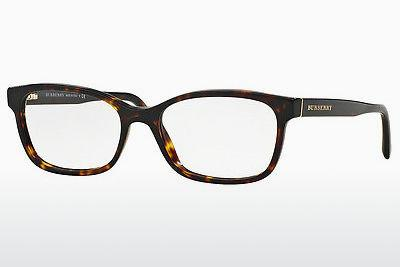 Brille Burberry BE2201 3002 - Braun, Havanna