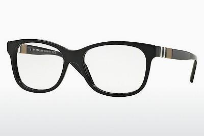 Brille Burberry BE2204 3001 - Schwarz