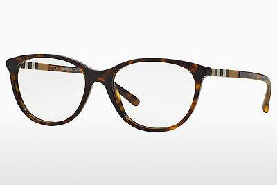 Brille Burberry BE2205 3002 - Braun, Havanna