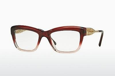 Brille Burberry BE2211 3553 - Rot, Bordeaux