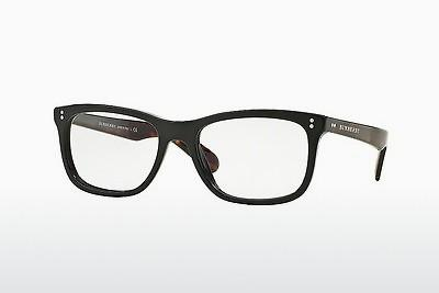 Brille Burberry BE2212 3554 - Schwarz