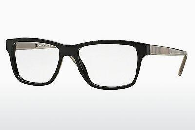 Brille Burberry BE2214 3001 - Schwarz