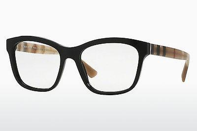 Brille Burberry BE2227 3600 - Schwarz