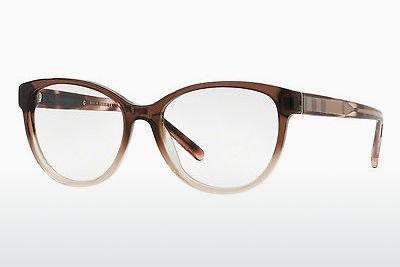 Brille Burberry BE2229 3597 - Braun, Rosa