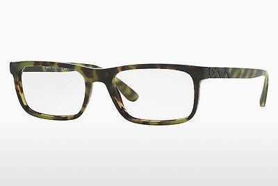 Brille Burberry BE2240 3280 - Grün, Braun, Havanna