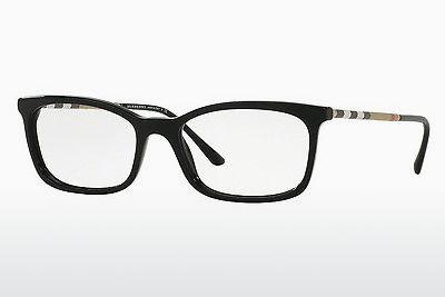 Brille Burberry BE2243Q 3001 - Schwarz