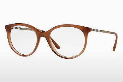 Brille Burberry BE2244Q 3173 - Braun
