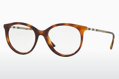 Brille Burberry BE2244Q 3316 - Braun, Havanna