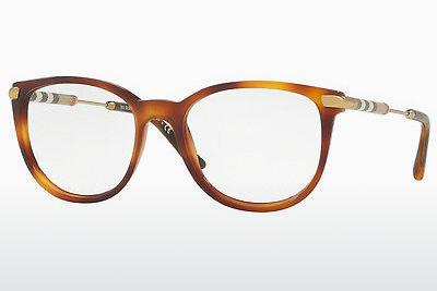 Brille Burberry BE2255Q 3316 - Braun, Havanna