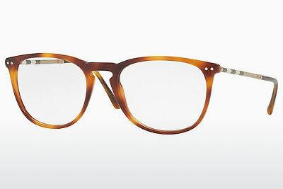 Brille Burberry BE2258Q 3316 - Braun, Havanna