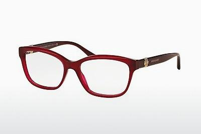 Brille Bvlgari BV4115 5333 - Transparent, Rot
