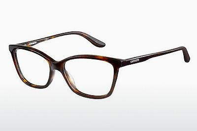 Brille Carrera CA6639 086 - Havanna
