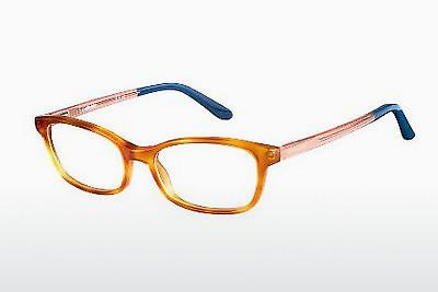 Brille Carrera CA6647 QKX - Orange, Braun, Havanna