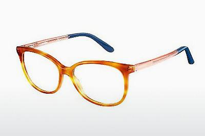 Brille Carrera CA6648 QKX - Orange, Braun, Havanna