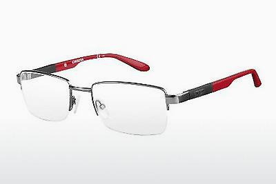 Brille Carrera CA8820 DF7 - Silber, Ruthenium