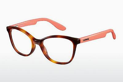 Brille Carrera CARRERINO 50 HMI - Havanna, Orange