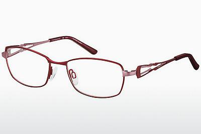 Brille Charmant CH12126 RE - Rot